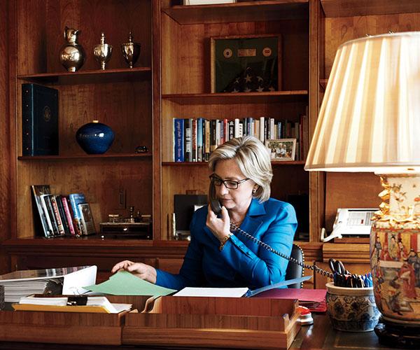 Exclusive Excerpt from Hillary Clinton's Memoir