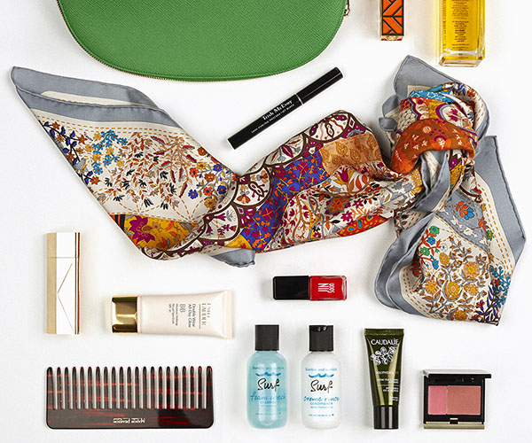 How to Pack the Perfect Beauty Travel Case